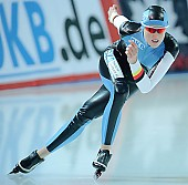 Subject: Jane Halfpap; Tags: Sport, Jane Halfpap, GER, Germany, Deutschland, Eisschnelllauf, Speed skating, Schaatsen, Ehemalige, Damen, Ladies, Frau, Mesdames, Female, Women, Athlet, Athlete, Sportler, Wettkämpfer, Sportsman; PhotoID: 2008-12-19-0081