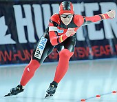 Subject: Isabell Ost; Tags: Sport, Isabell Ost, GER, Germany, Deutschland, Eisschnelllauf, Speed skating, Schaatsen, Damen, Ladies, Frau, Mesdames, Female, Women, Athlet, Athlete, Sportler, Wettkämpfer, Sportsman; PhotoID: 2008-12-19-0106