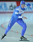 Subject: Claudia Pechstein; Tags: Start, Starting, Sport, GER, Germany, Deutschland, Eisschnelllauf, Speed skating, Schaatsen, Detail, Damen, Ladies, Frau, Mesdames, Female, Women, Claudia Pechstein, Athlet, Athlete, Sportler, Wettkämpfer, Sportsman; PhotoID: 2008-12-19-0129