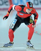 Subject: Marco Weber; Tags: Start, Starting, Sport, Marco Weber, Herren, Men, Gentlemen, Mann, Männer, Gents, Sirs, Mister, GER, Germany, Deutschland, Eisschnelllauf, Speed skating, Schaatsen, Detail, Athlet, Athlete, Sportler, Wettkämpfer, Sportsman; PhotoID: 2008-12-19-0177
