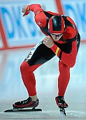 Subject: Alexej Baumgärtner; Tags: Start, Starting, Sport, Herren, Men, Gentlemen, Mann, Männer, Gents, Sirs, Mister, GER, Germany, Deutschland, Eisschnelllauf, Speed skating, Schaatsen, Detail, Athlet, Athlete, Sportler, Wettkämpfer, Sportsman, Alexej Baumgärtner; PhotoID: 2008-12-19-0218