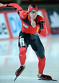 Subject: Alexej Baumgärtner; Tags: Start, Starting, Sport, Herren, Men, Gentlemen, Mann, Männer, Gents, Sirs, Mister, GER, Germany, Deutschland, Eisschnelllauf, Speed skating, Schaatsen, Detail, Athlet, Athlete, Sportler, Wettkämpfer, Sportsman, Alexej Baumgärtner; PhotoID: 2008-12-19-0222