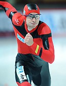 Subject: Alexej Baumgärtner; Tags: Start, Starting, Sport, Herren, Men, Gentlemen, Mann, Männer, Gents, Sirs, Mister, GER, Germany, Deutschland, Eisschnelllauf, Speed skating, Schaatsen, Detail, Athlet, Athlete, Sportler, Wettkämpfer, Sportsman, Alexej Baumgärtner; PhotoID: 2008-12-19-0226
