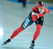 Subject: Felicitas Fettke; Tags: Sport, GER, Germany, Deutschland, Felicitas Fettke, Eisschnelllauf, Speed skating, Schaatsen, Ehemalige, Damen, Ladies, Frau, Mesdames, Female, Women, Athlet, Athlete, Sportler, Wettkämpfer, Sportsman; PhotoID: 2008-12-19-0755