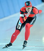 Subject: Felicitas Fettke; Tags: Sport, GER, Germany, Deutschland, Felicitas Fettke, Eisschnelllauf, Speed skating, Schaatsen, Ehemalige, Damen, Ladies, Frau, Mesdames, Female, Women, Athlet, Athlete, Sportler, Wettkämpfer, Sportsman; PhotoID: 2008-12-19-0843