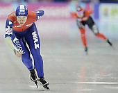Subject: Paulien van Deutekom; Tags: Sport, Paulien van Deutekom, NED, Netherlands, Niederlande, Holland, Dutch, Eisschnelllauf, Speed skating, Schaatsen, Damen, Ladies, Frau, Mesdames, Female, Women, Athlet, Athlete, Sportler, Wettkämpfer, Sportsman; PhotoID: 2009-01-10-2129