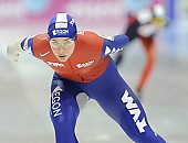 Subject: Paulien van Deutekom; Tags: Sport, Paulien van Deutekom, NED, Netherlands, Niederlande, Holland, Dutch, Eisschnelllauf, Speed skating, Schaatsen, Damen, Ladies, Frau, Mesdames, Female, Women, Athlet, Athlete, Sportler, Wettkämpfer, Sportsman; PhotoID: 2009-01-11-1093