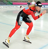 Subject: Lucille Weber; Tags: Sport, Lucille Weber, GER, Germany, Deutschland, Eisschnelllauf, Speed skating, Schaatsen, Ehemalige, Damen, Ladies, Frau, Mesdames, Female, Women, Athlet, Athlete, Sportler, Wettkämpfer, Sportsman; PhotoID: 2009-02-06-0077