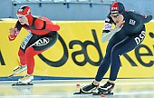 Subject: Lucille Weber, Nancy Swider-Peltz Jr.; Tags: USA, United States, Vereinigte Staaten von Amerika, Sport, Nancy Swider-Pelz Jr, Lucille Weber, GER, Germany, Deutschland, Eisschnelllauf, Speed skating, Schaatsen, Ehemalige, Damen, Ladies, Frau, Mesdames, Female, Women, Athlet, Athlete, Sportler, Wettkämpfer, Sportsman; PhotoID: 2009-02-07-1304