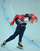 Subject: Alla Sjabanova; Tags: Sport, RUS, Russian Federation, Russische Föderation, Russia, Eisschnelllauf, Speed skating, Schaatsen, Damen, Ladies, Frau, Mesdames, Female, Women, Athlet, Athlete, Sportler, Wettkämpfer, Sportsman, Alla Sjabanova; PhotoID: 2009-02-08-1516