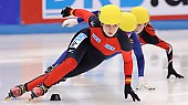Subject: Bianca Walter; Tags: Sport, Shorttrack, Short Track, GER, Germany, Deutschland, Damen, Ladies, Frau, Mesdames, Female, Women, Bianca Walter, Athlet, Athlete, Sportler, Wettkämpfer, Sportsman; PhotoID: 2009-02-13-1719