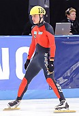 Subject: Robert Seifert; Tags: Sport, Shorttrack, Short Track, Robert Seifert, Konzentration, Concentration, Aufmerksamkeit, Fokussierung, Focus, Herren, Men, Gentlemen, Mann, Männer, Gents, Sirs, Mister, GER, Germany, Deutschland, Emotion, Emotion, Gefühle, Empfindung, Sentiment, Feeling, Sensation, Passion, Athlet, Athlete, Sportler, Wettkämpfer, Sportsman; PhotoID: 2009-02-14-0161