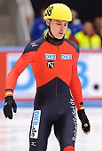 Subject: Robert Seifert; Tags: Sport, Shorttrack, Short Track, Robert Seifert, Konzentration, Concentration, Aufmerksamkeit, Fokussierung, Focus, Herren, Men, Gentlemen, Mann, Männer, Gents, Sirs, Mister, GER, Germany, Deutschland, Emotion, Emotion, Gefühle, Empfindung, Sentiment, Feeling, Sensation, Passion, Athlet, Athlete, Sportler, Wettkämpfer, Sportsman; PhotoID: 2009-02-14-0164