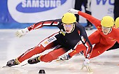 Subject: Alex Boisvert-Lacroix; Tags: Sport, Shorttrack, Short Track, Herren, Men, Gentlemen, Mann, Männer, Gents, Sirs, Mister, CAN, Canada, Kanada, Athlet, Athlete, Sportler, Wettkämpfer, Sportsman, Alex Boisvert-Lacroix; PhotoID: 2009-02-14-0174