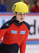Subject: Bianca Walter; Tags: Sport, Shorttrack, Short Track, Gesichter, Face, Close up, Antlitz, Konterfei, Visage, GER, Germany, Deutschland, Detail, Damen, Ladies, Frau, Mesdames, Female, Women, Bianca Walter, Athlet, Athlete, Sportler, Wettkämpfer, Sportsman; PhotoID: 2009-02-14-0353