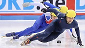 Subject: Anthony Lobello; Tags: USA, United States, Vereinigte Staaten von Amerika, Sport, Shorttrack, Short Track, Herren, Men, Gentlemen, Mann, Männer, Gents, Sirs, Mister, Athlet, Athlete, Sportler, Wettkämpfer, Sportsman, Anthony Lobello; PhotoID: 2009-02-15-0124