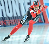 Subject: Felicitas Fettke; Tags: Sport, GER, Germany, Deutschland, Felicitas Fettke, Eisschnelllauf, Speed skating, Schaatsen, Ehemalige, Damen, Ladies, Frau, Mesdames, Female, Women, Athlet, Athlete, Sportler, Wettkämpfer, Sportsman; PhotoID: 2009-02-21-0212