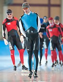 Subject: Sjoerd Geraets; Tags: Training, Preparation, Ausbildung, Vorbereitung, Breeding, Education, Sport, Sjoerd Geraets, NED, Netherlands, Niederlande, Holland, Dutch, Herren, Men, Gentlemen, Mann, Männer, Gents, Sirs, Mister, Eisschnelllauf, Speed skating, Schaatsen, Detail, Athlet, Athlete, Sportler, Wettkämpfer, Sportsman; PhotoID: 2009-09-08-1636