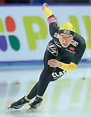 Subject: Shuang Zhang; Tags: Sport, Shuang Zhang, Eisschnelllauf, Speed skating, Schaatsen, Damen, Ladies, Frau, Mesdames, Female, Women, CHN, China, Volksrepublik China, Athlet, Athlete, Sportler, Wettkämpfer, Sportsman; PhotoID: 2009-11-07-0698