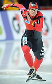 Subject: Jenny Wolf; Tags: Start, Starting, Sport, Jenny Wolf, GER, Germany, Deutschland, Eisschnelllauf, Speed skating, Schaatsen, Detail, Damen, Ladies, Frau, Mesdames, Female, Women, Athlet, Athlete, Sportler, Wettkämpfer, Sportsman; PhotoID: 2009-11-07-0812