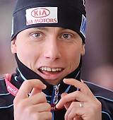 Subject: André Unterdörfel; Tags: Trainer, Coach, Betreuer, Sport, Gesichter, Face, Close up, Antlitz, Konterfei, Visage, GER, Germany, Deutschland, Eisschnelllauf, Speed skating, Schaatsen, Detail, André Unterdörfel; PhotoID: 2009-11-08-0547