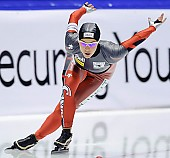 Subject: Justine L'Heureux; Tags: Sport, Justine L'Heureux, Eisschnelllauf, Speed skating, Schaatsen, Damen, Ladies, Frau, Mesdames, Female, Women, CAN, Canada, Kanada, Athlet, Athlete, Sportler, Wettkämpfer, Sportsman; PhotoID: 2009-11-14-0023