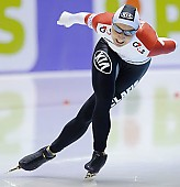 Subject: Cathrine Grage; Tags: Sport, Eisschnelllauf, Speed skating, Schaatsen, Damen, Ladies, Frau, Mesdames, Female, Women, DEN, Denmark, Dänemark, Catherine Grage, Athlet, Athlete, Sportler, Wettkämpfer, Sportsman; PhotoID: 2009-11-14-0195