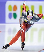 Subject: Justine L'Heureux; Tags: Sport, Justine L'Heureux, Eisschnelllauf, Speed skating, Schaatsen, Damen, Ladies, Frau, Mesdames, Female, Women, CAN, Canada, Kanada, Athlet, Athlete, Sportler, Wettkämpfer, Sportsman; PhotoID: 2009-11-14-0258