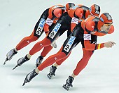 Subject: Jörg Dallmann, Stefan Heythausen, Tobias Schneider; Tags: Tobias Schneider, Team, Team Pursuit, Mannschaftslauf, Verfolgungsrennen, Jagdrennen, Mannschaftsverfolgung, Teamverfolgung, Stefan Heythausen, Sport, Jörg Dallmann, Herren, Men, Gentlemen, Mann, Männer, Gents, Sirs, Mister, GER, Germany, Deutschland, Eisschnelllauf, Speed skating, Schaatsen, Ehemalige, Detail, Athlet, Athlete, Sportler, Wettkämpfer, Sportsman; PhotoID: 2009-11-15-0961