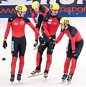 Subject: Robert Seifert, Sebastian Praus, Tyson Heung; Tags: Tyson Heung, Sport, Shorttrack, Short Track, Sebastian Praus, Robert Seifert, Herren, Men, Gentlemen, Mann, Männer, Gents, Sirs, Mister, GER, Germany, Deutschland, Athlet, Athlete, Sportler, Wettkämpfer, Sportsman; PhotoID: 2010-01-23-5759