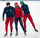 Tags: Sport, Eisschnelllauf, Speed skating, Schaatsen, 2009-2010; PhotoID: 2010-01-29-0416