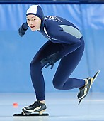 Subject: Nicole Kowalewskij; Tags: Sport, Nicole Kowalewskij, GER, Germany, Deutschland, Eisschnelllauf, Speed skating, Schaatsen, Damen, Ladies, Frau, Mesdames, Female, Women, Athlet, Athlete, Sportler, Wettkämpfer, Sportsman; PhotoID: 2010-02-14-0049