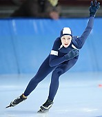 Subject: Nicole Kowalewskij; Tags: Sport, Nicole Kowalewskij, GER, Germany, Deutschland, Eisschnelllauf, Speed skating, Schaatsen, Damen, Ladies, Frau, Mesdames, Female, Women, Athlet, Athlete, Sportler, Wettkämpfer, Sportsman; PhotoID: 2010-02-14-0051