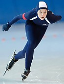 Subject: Nicole Kowalewskij; Tags: Sport, Nicole Kowalewskij, GER, Germany, Deutschland, Eisschnelllauf, Speed skating, Schaatsen, Damen, Ladies, Frau, Mesdames, Female, Women, Athlet, Athlete, Sportler, Wettkämpfer, Sportsman; PhotoID: 2010-02-14-0258