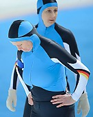 Subject: Iris Manthee; Tags: Sport, Iris Hanisch, GER, Germany, Deutschland, Eisschnelllauf, Speed skating, Schaatsen, Damen, Ladies, Frau, Mesdames, Female, Women, Athlet, Athlete, Sportler, Wettkämpfer, Sportsman; PhotoID: 2010-02-20-1534