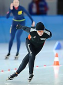 Tags: Sport, Eisschnelllauf, Speed skating, Schaatsen, 2009-2010; PhotoID: 2010-02-21-0393