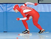 Subject: Angelika Fudalej; Tags: Sport, POL, Poland, Polen, Eisschnelllauf, Speed skating, Schaatsen, Damen, Ladies, Frau, Mesdames, Female, Women, Athlet, Athlete, Sportler, Wettkämpfer, Sportsman, Angelika Fudalej; PhotoID: 2010-03-05-0050