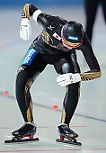 Subject: Misaki Oshigiri; Tags: Sport, Misaki Oshigiri, JPN, Japan, Nippon, Eisschnelllauf, Speed skating, Schaatsen, Damen, Ladies, Frau, Mesdames, Female, Women, Athlet, Athlete, Sportler, Wettkämpfer, Sportsman; PhotoID: 2010-03-05-0092