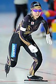 Subject: Misaki Oshigiri; Tags: Sport, Misaki Oshigiri, JPN, Japan, Nippon, Eisschnelllauf, Speed skating, Schaatsen, Damen, Ladies, Frau, Mesdames, Female, Women, Athlet, Athlete, Sportler, Wettkämpfer, Sportsman; PhotoID: 2010-03-05-0098