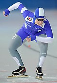 Subject: Elina Risku; Tags: Sport, FIN, Finland, Finnland, Elina Risku, Eisschnelllauf, Speed skating, Schaatsen, Damen, Ladies, Frau, Mesdames, Female, Women, Athlet, Athlete, Sportler, Wettkämpfer, Sportsman; PhotoID: 2010-03-05-0204