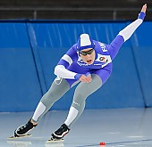 Subject: Elina Risku; Tags: Sport, FIN, Finland, Finnland, Elina Risku, Eisschnelllauf, Speed skating, Schaatsen, Damen, Ladies, Frau, Mesdames, Female, Women, Athlet, Athlete, Sportler, Wettkämpfer, Sportsman; PhotoID: 2010-03-05-0221