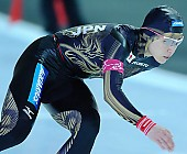 Subject: Tomomi Okazaki; Tags: Tomomi Okazaki, Sport, JPN, Japan, Nippon, Eisschnelllauf, Speed skating, Schaatsen, Damen, Ladies, Frau, Mesdames, Female, Women, Athlet, Athlete, Sportler, Wettkämpfer, Sportsman; PhotoID: 2010-03-06-2312