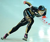 Subject: Tomomi Okazaki; Tags: Tomomi Okazaki, Sport, JPN, Japan, Nippon, Eisschnelllauf, Speed skating, Schaatsen, Damen, Ladies, Frau, Mesdames, Female, Women, Athlet, Athlete, Sportler, Wettkämpfer, Sportsman; PhotoID: 2010-03-07-1371