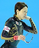 Subject: Tomomi Okazaki; Tags: Tomomi Okazaki, Sport, JPN, Japan, Nippon, Eisschnelllauf, Speed skating, Schaatsen, Damen, Ladies, Frau, Mesdames, Female, Women, Athlet, Athlete, Sportler, Wettkämpfer, Sportsman; PhotoID: 2010-03-07-1389