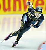 Subject: Tomomi Okazaki; Tags: Tomomi Okazaki, Sport, JPN, Japan, Nippon, Eisschnelllauf, Speed skating, Schaatsen, Damen, Ladies, Frau, Mesdames, Female, Women, Athlet, Athlete, Sportler, Wettkämpfer, Sportsman; PhotoID: 2010-03-13-0175