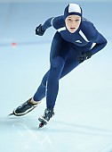Subject: Nicole Kowalewskij; Tags: Athlet, Athlete, Sportler, Wettkämpfer, Sportsman, Damen, Ladies, Frau, Mesdames, Female, Women, Eisschnelllauf, Speed skating, Schaatsen, GER, Germany, Deutschland, Nicole Kowalewskij, Sport; PhotoID: 2010-10-16-0312