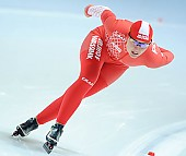 Subject: Aleksandra Goss; Tags: Sport, POL, Poland, Polen, Eisschnelllauf, Speed skating, Schaatsen, Damen, Ladies, Frau, Mesdames, Female, Women, Athlet, Athlete, Sportler, Wettkämpfer, Sportsman, Aleksandra Goss; PhotoID: 2010-10-23-0575