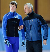 Subject: Julius Lepola; Tags: Sport, Eisschnelllauf, Speed skating, Schaatsen, 2010-2011; PhotoID: 2010-10-23-1041