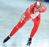 Subject: Aleksandra Goss; Tags: Sport, POL, Poland, Polen, Eisschnelllauf, Speed skating, Schaatsen, Damen, Ladies, Frau, Mesdames, Female, Women, Athlet, Athlete, Sportler, Wettkämpfer, Sportsman, Aleksandra Goss; PhotoID: 2010-10-24-0412