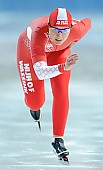 Subject: Aleksandra Goss; Tags: Sport, POL, Poland, Polen, Eisschnelllauf, Speed skating, Schaatsen, Damen, Ladies, Frau, Mesdames, Female, Women, Athlet, Athlete, Sportler, Wettkämpfer, Sportsman, Aleksandra Goss; PhotoID: 2010-10-24-0416